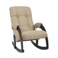 Кресло-качалка Dondolo 67 Falcone camel