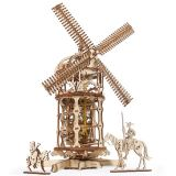 Конструктор 3D-пазл Ugears - Мельница-Башня