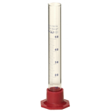 Мерный цилиндр 50 мл. стекло