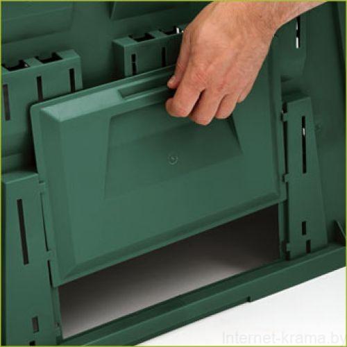 Компостер Prosperplast EVOGREEN 850Z Зелёный