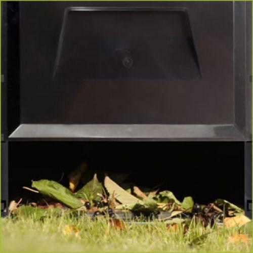 Компостер модуль Prosperplast COMPOGREEN 1200C Чёрный