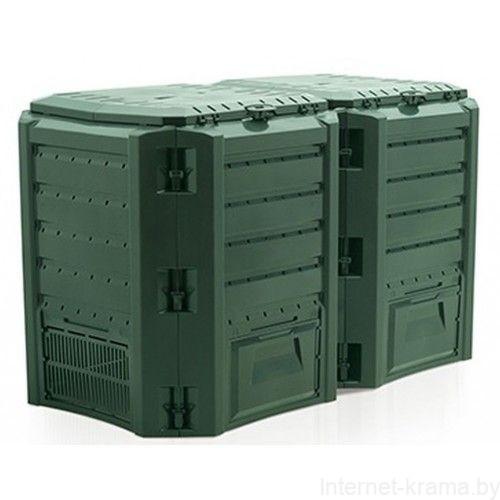 Компостер модуль Prosperplast COMPOGREEN 800Z Зелёный
